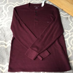 American Eagle Outfitters Henley. NWT!